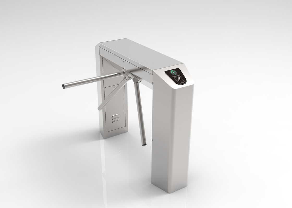 304 stainless steel tripod turnstile for access control system